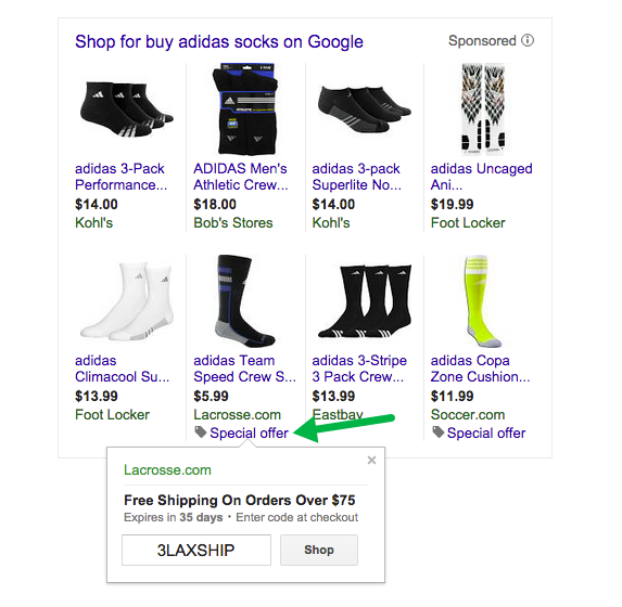Google's Merchant Promotions: Why and how-to