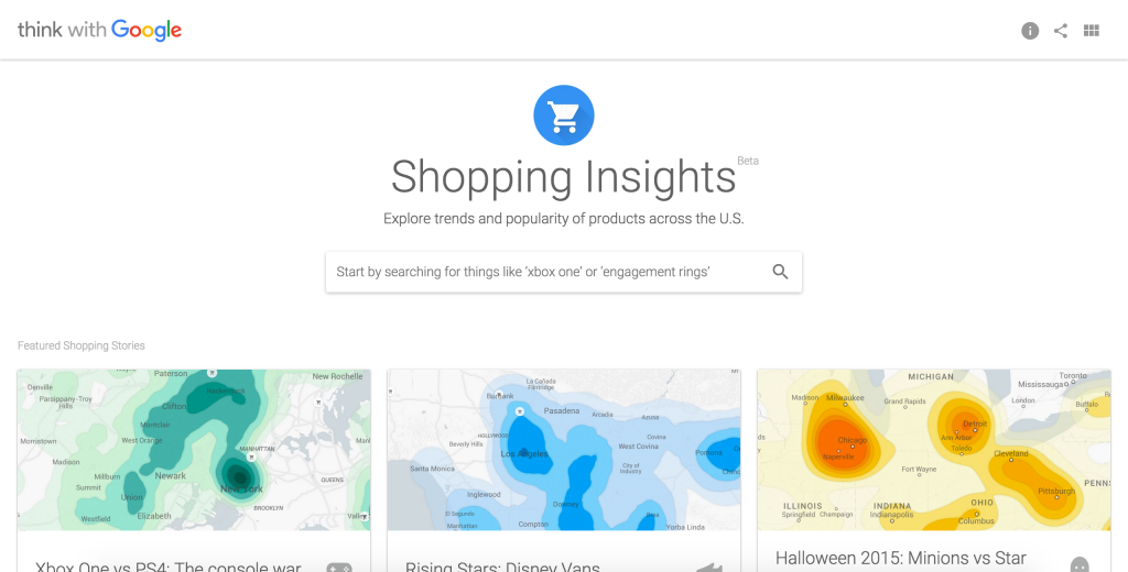 Shopping Insight
