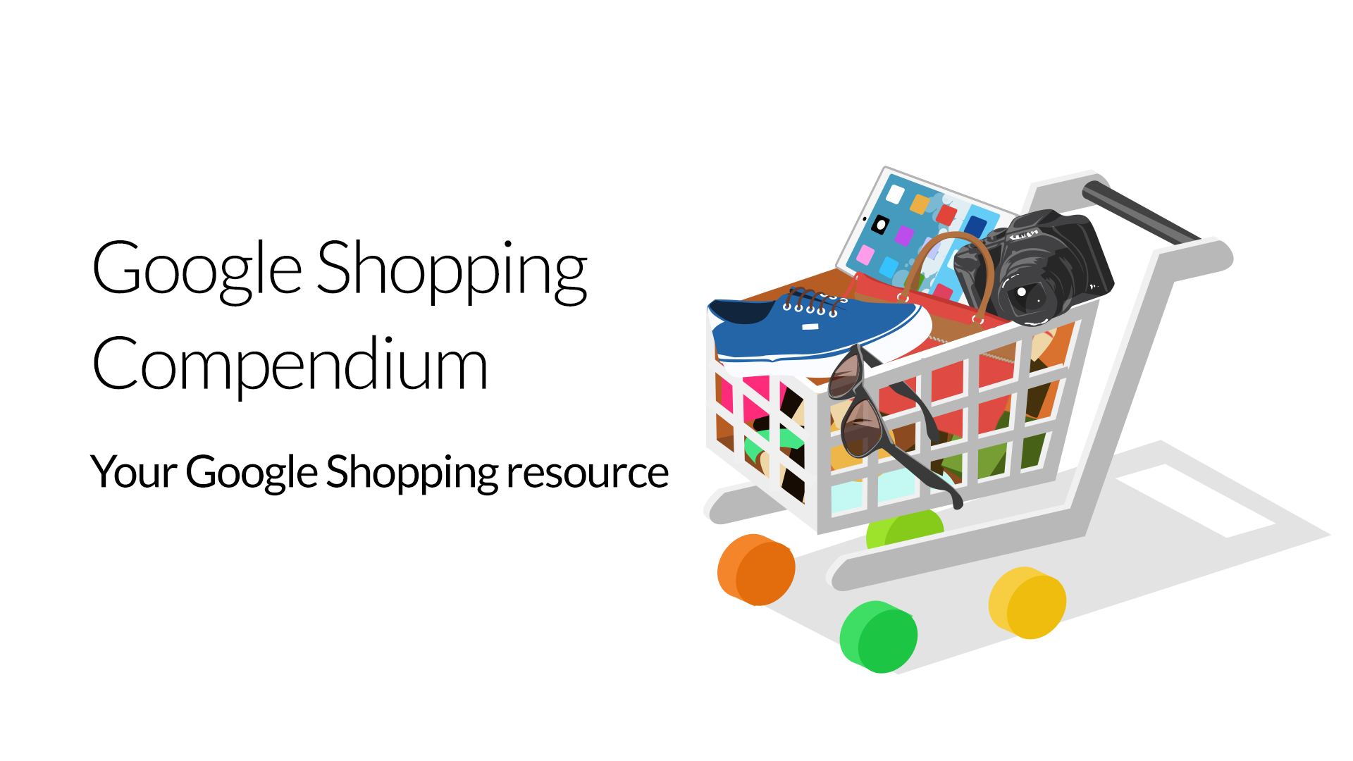 Google Shopping Compendium Hero Image