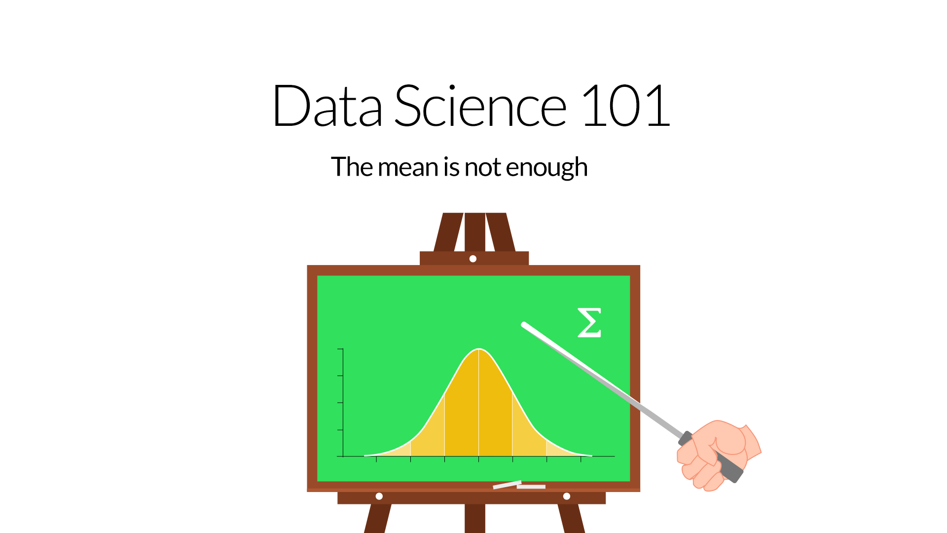 Data Science 101: The Mean Is Not…