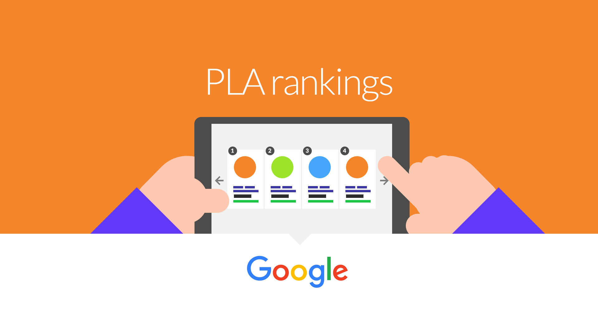 Google Introduces Shopping Ads Rankings