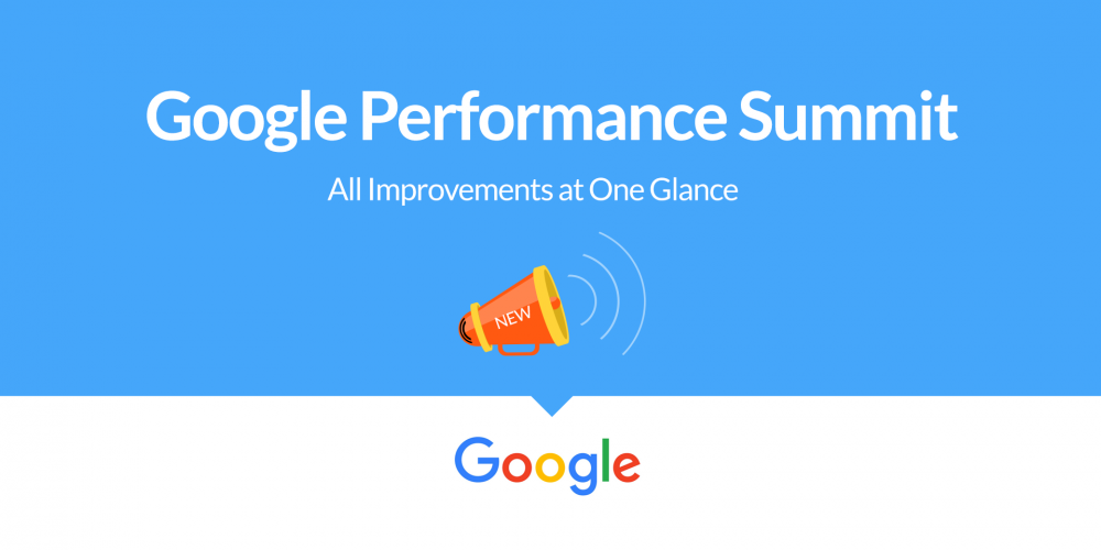 Google Performance Summit: All Improvements at One…