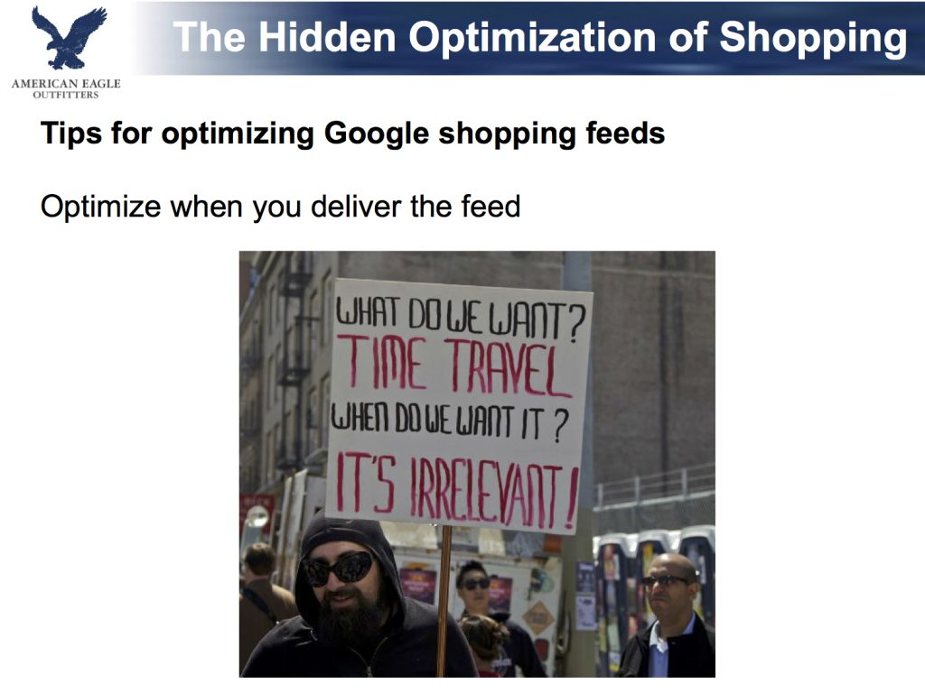 feed optimization