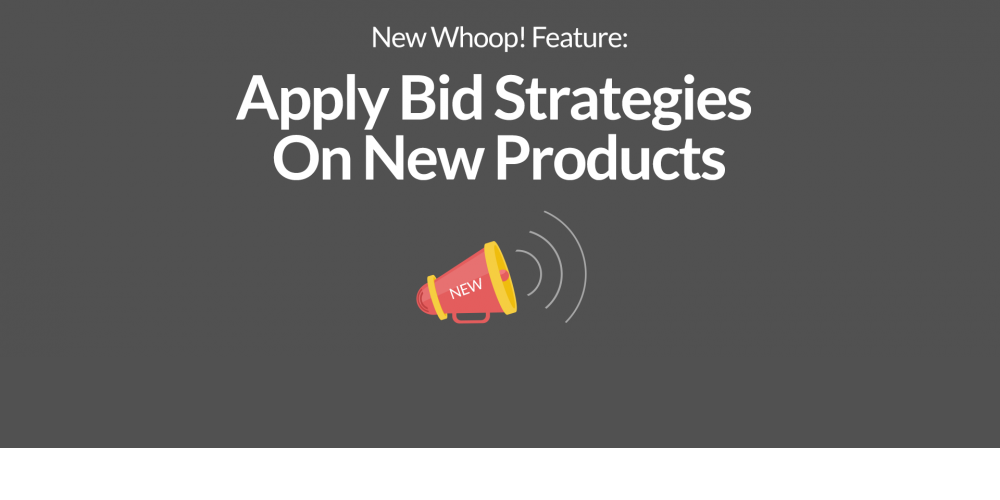 Feature: Bid Strategies for New Products