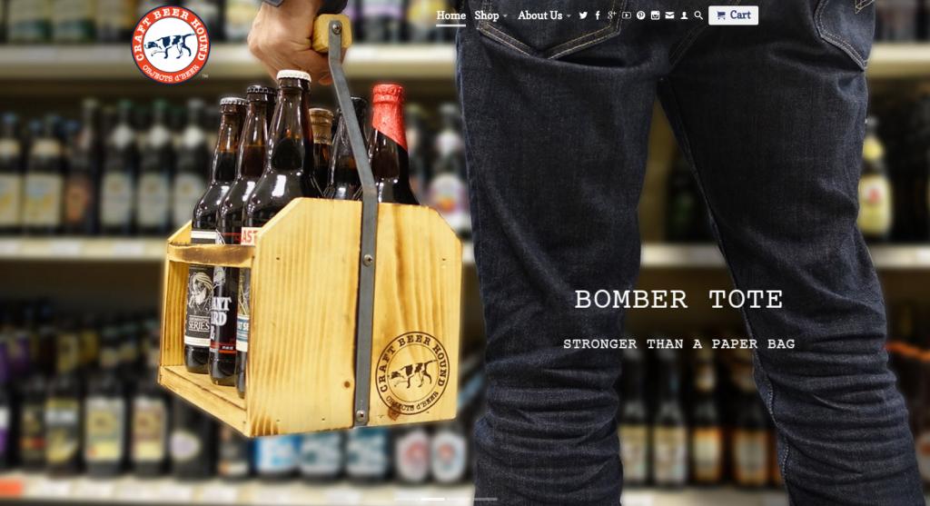 Best Practice Online Shop Craft Beer Hound