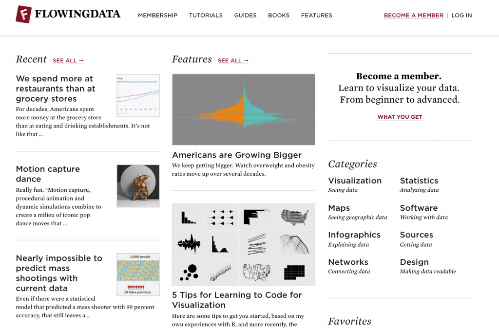 Flowingdata Blog