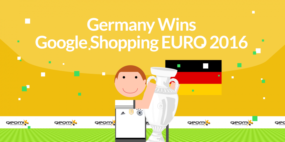 Germany Wins Google Shopping Tournament