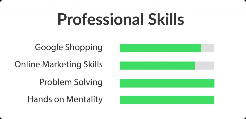 Professional Skills Christopher Rogl