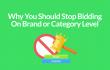 stop bidding on brands or categories