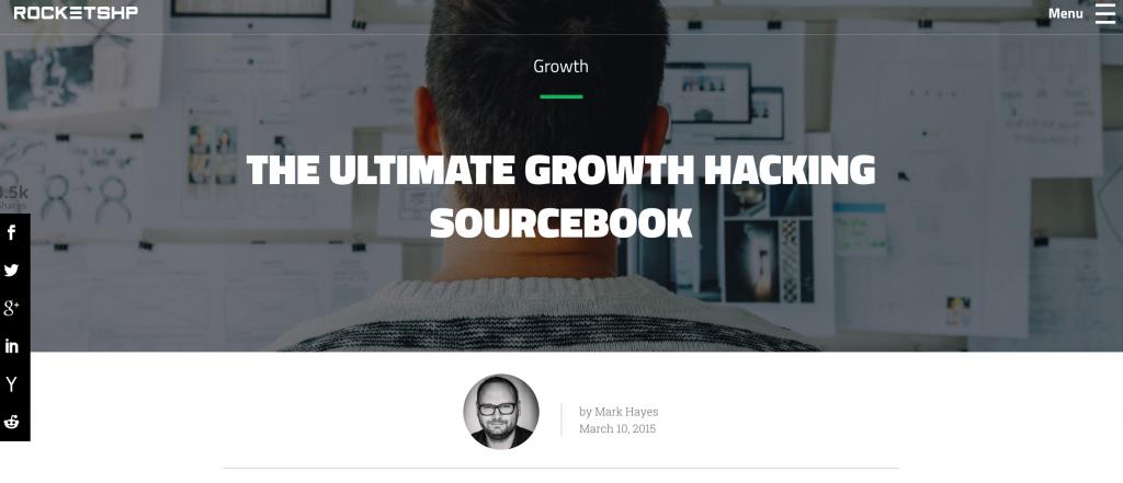 Interview Hans-Peter Manzenreiter The Ultimate Growth Hacking Sourcebook