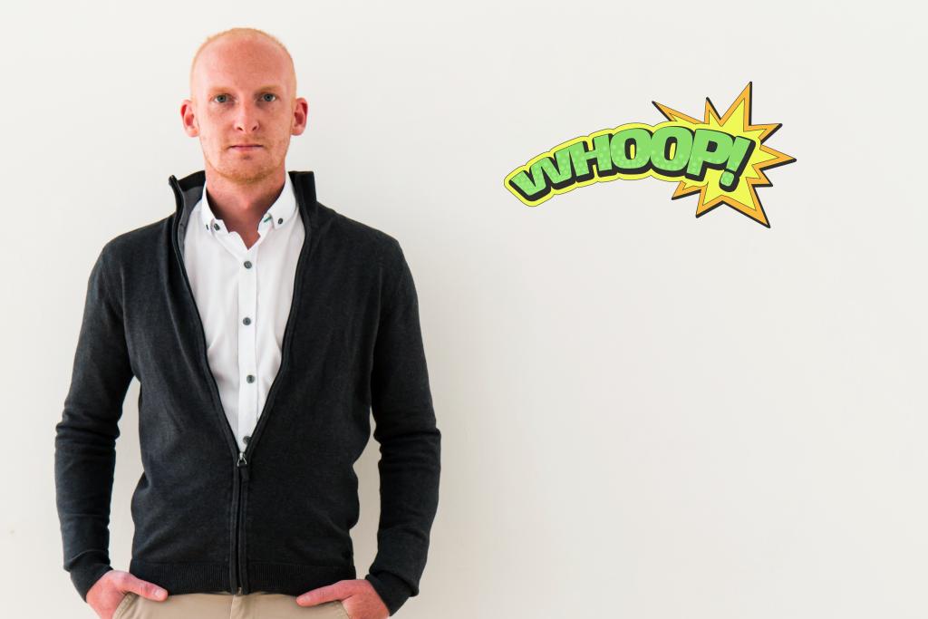 Inside Whoop! Interview with Hans-Peter Manzenreiter