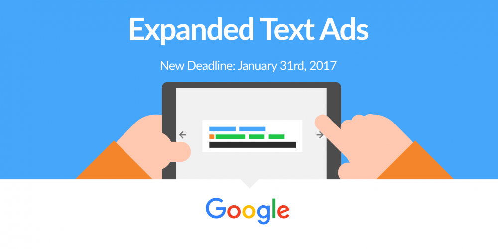 Expanded Text Ads: New Deadline