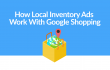 local inventory ads google shopping