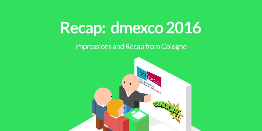 Recap: That Was The DMEXCO 2016