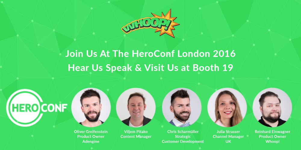 Join Us At The HeroConf London 2016