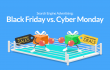Search Engine Advertising: Black Friday vs. Cyber Monday