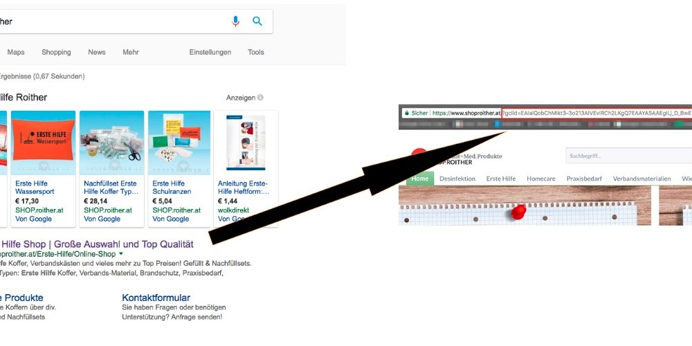 Parallel Tracking in Google AdWords