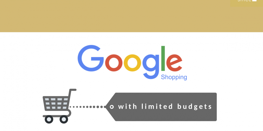 Google Shopping with limited budgets: Three tips…