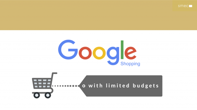 Google Shopping with limited budget