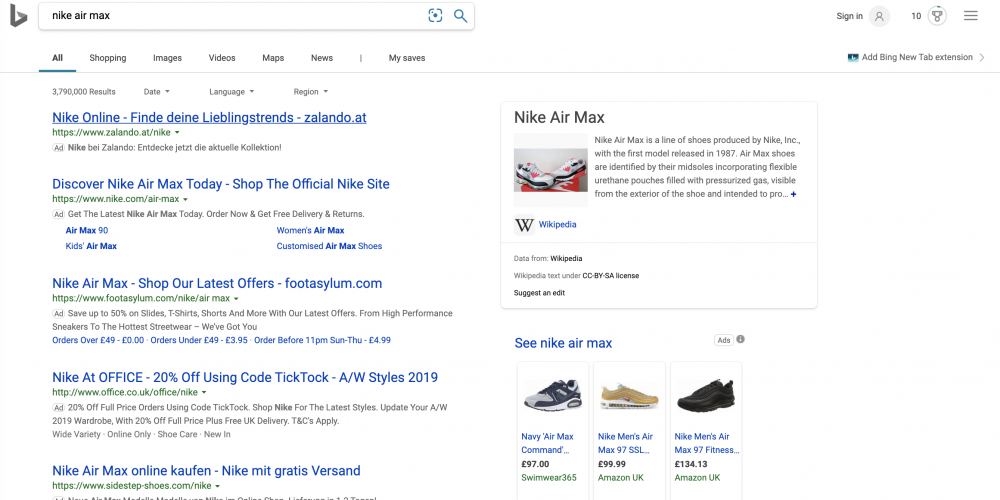 Growth with Microsoft Advertising: Bing Shopping campaigns