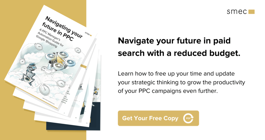 future of PPC with reduced budget
