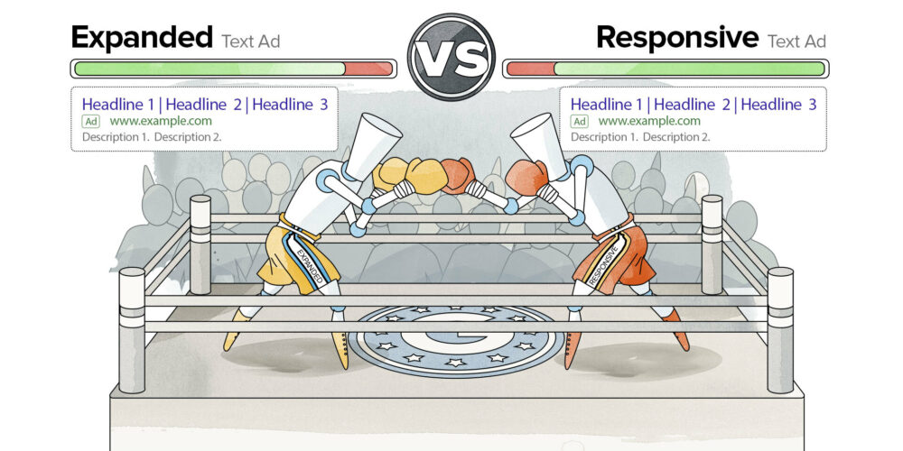 Responsive search ads vs. expanded text ads:…