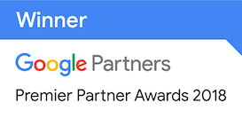 smec Google Premier Partners Award 2018 winner