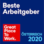 smec badge for Best Workplaces - Austria 2020