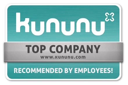 smec badge for Kununu Top Company