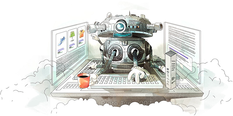 PPC Automation illustration